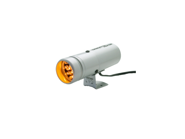Auto Meter 12 LED Super-Lite Shift-Lite (Silver)