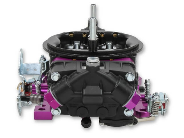 BRAWLER 850 CFM Race Carburetor, Mechanical Secondary, Black Finish