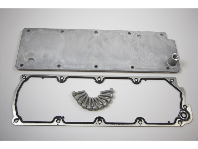 Chevrolet PERFORMANCE Cover, Engine Block Valley (GM L92)