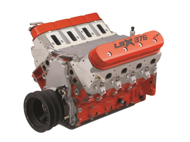 Chevrolet PERFORMANCE Crate Engine, LSX376-B15