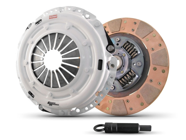 "CLUTCH MASTERS FX400 ""Street/Race"" Single Disc Clutch Kit (2013-2015 Focus ST)"