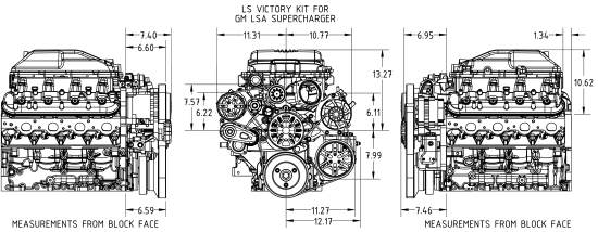 concept one chevrolet ls supercharger victory pulley kit concept one chevrolet ls supercharger victory pulley kit chevrolet performance 19244095