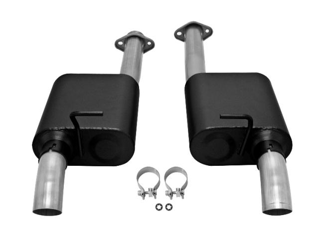 FLOWMASTER American Thunder Axle-Back Exhaust (1986-1998 Mustang LX & GT)