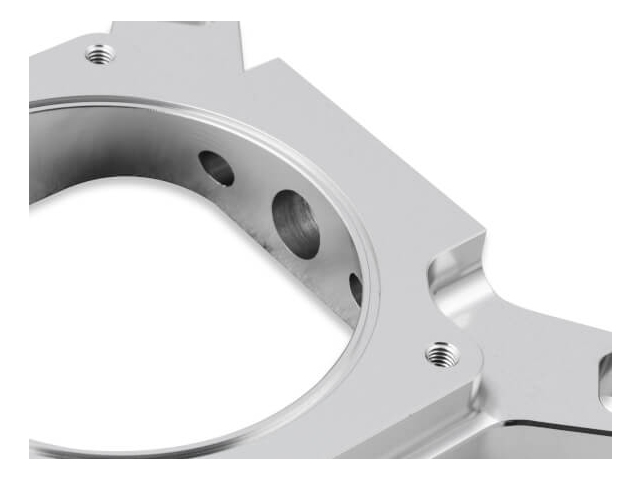 Holley EFI 4150 To 92mm LS Drive By Wire Throttle Body
