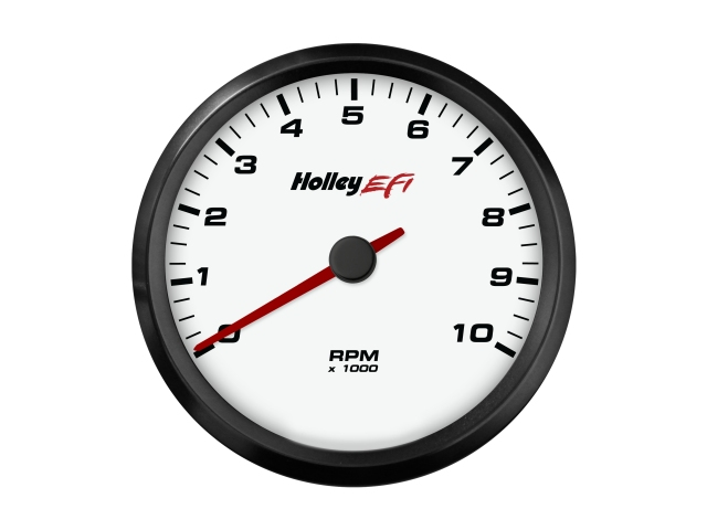 "Holley EFI CAN Tachometer, 3-3/8"" (0-10000 RPM)"