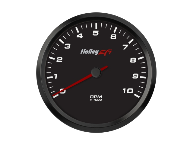 "Holley EFI CAN Tachometer, 4-1/2"" (0-10000 RPM)"