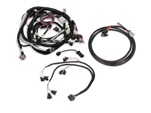 Holley EFI GM LS 58X EFI Harness Kit