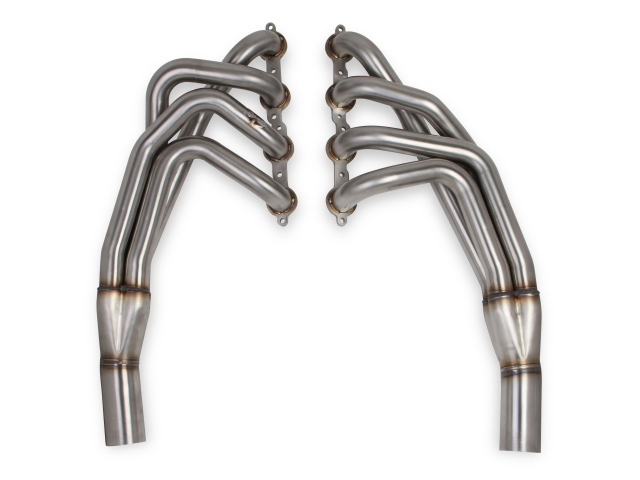 "HOOKER BLACKHEART Long Tube Headers, 2"" x 3"" (1970-1981 Camaro & Firebird LS)"