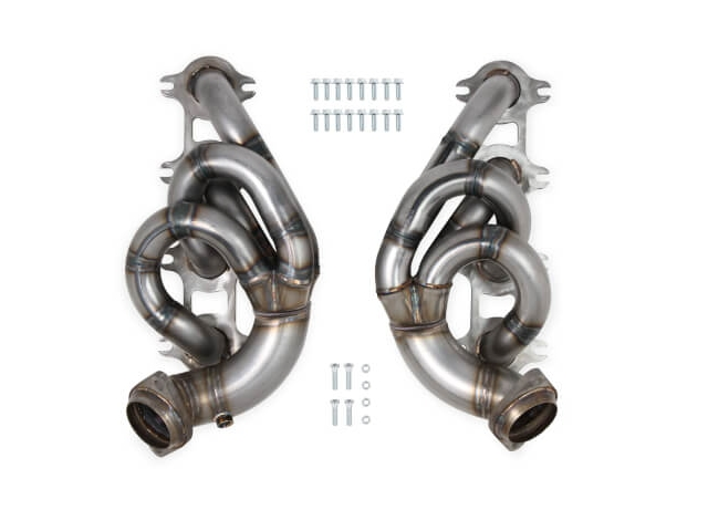 "HOOKER BLACKHEART Shorty Headers, 1-5/8"" (2005-2009 Mustang GT)"