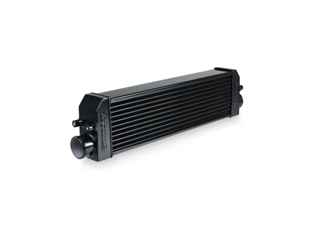 "KRAFTWERKS 2.5"" Intercooler, Black [22 x 7 x 3 IN-OUT]"