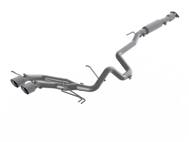 MBRP PRO SERIES Cat-Back Exhaust (2013-2018 Velostor Turbo)