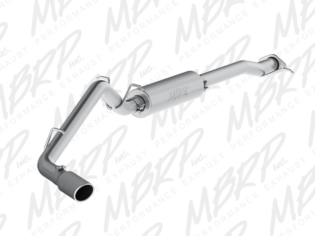 MBRP Installer Series Cat-Back Exhaust (2015-2016 Colorado & Canyon)