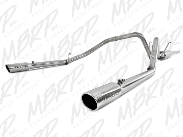 MBRP XP Series Cat-Back Exhaust (2006-2008 RAM 1500 5.7L HEMI)