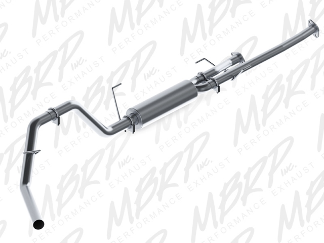 MBRP PERFORMANCE SERIES Cat-Back Exhaust (2009-2016 Tundra 4.6L & 5.7L V8)
