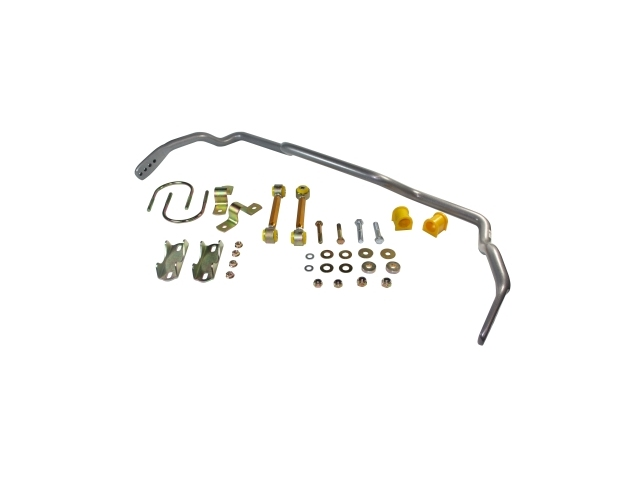 WHITELINE Rear Sway Bar - Assembly (2005-2014 Mustang GT & Shelby GT500)